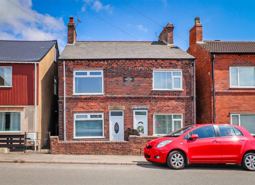 Chesterfield Road, Shuttlewood, Chesterfield